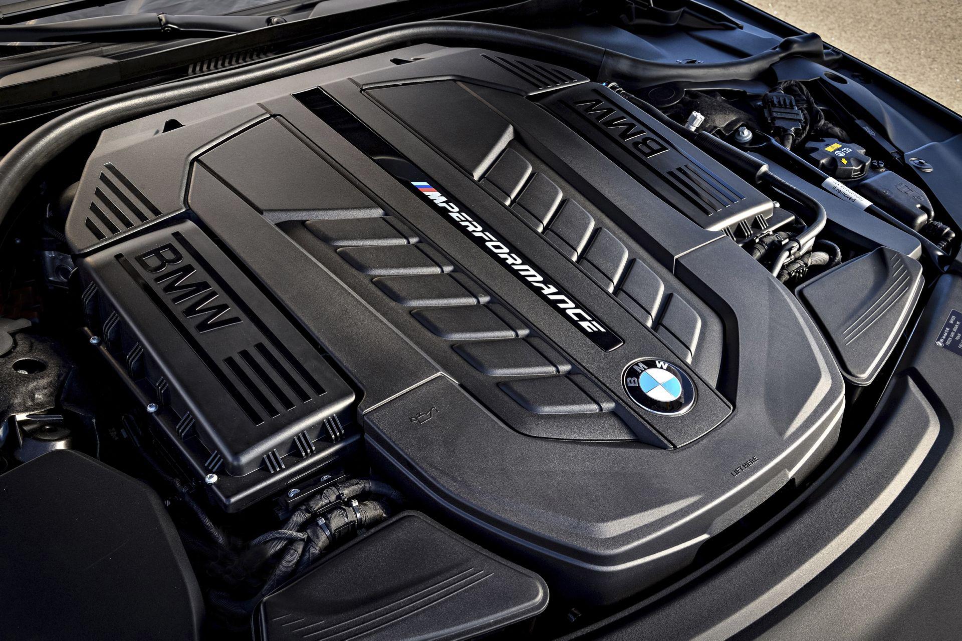 BMW 760Li xDrive Motor