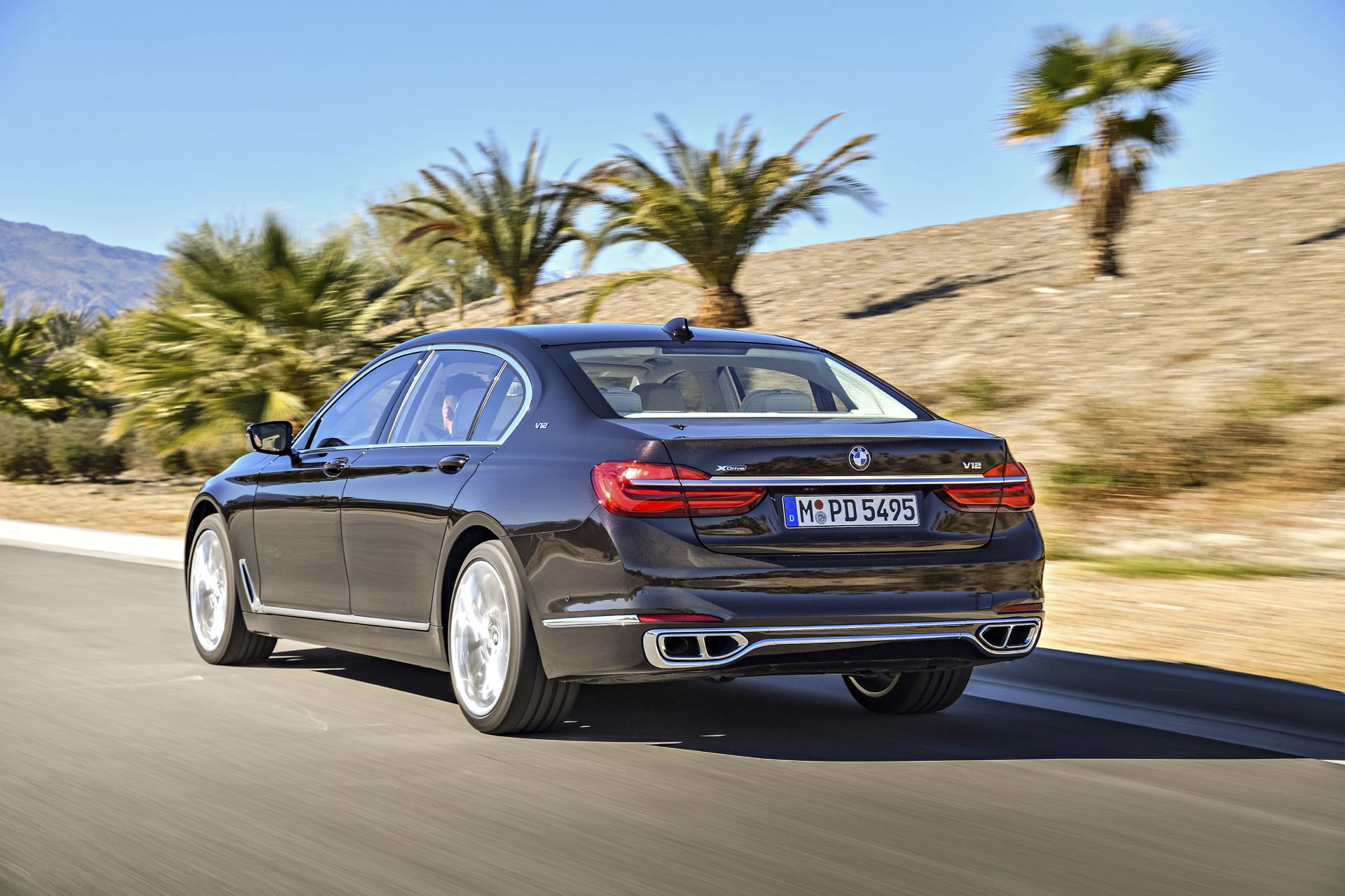 BMW 760Li xDrive V12 Excellence