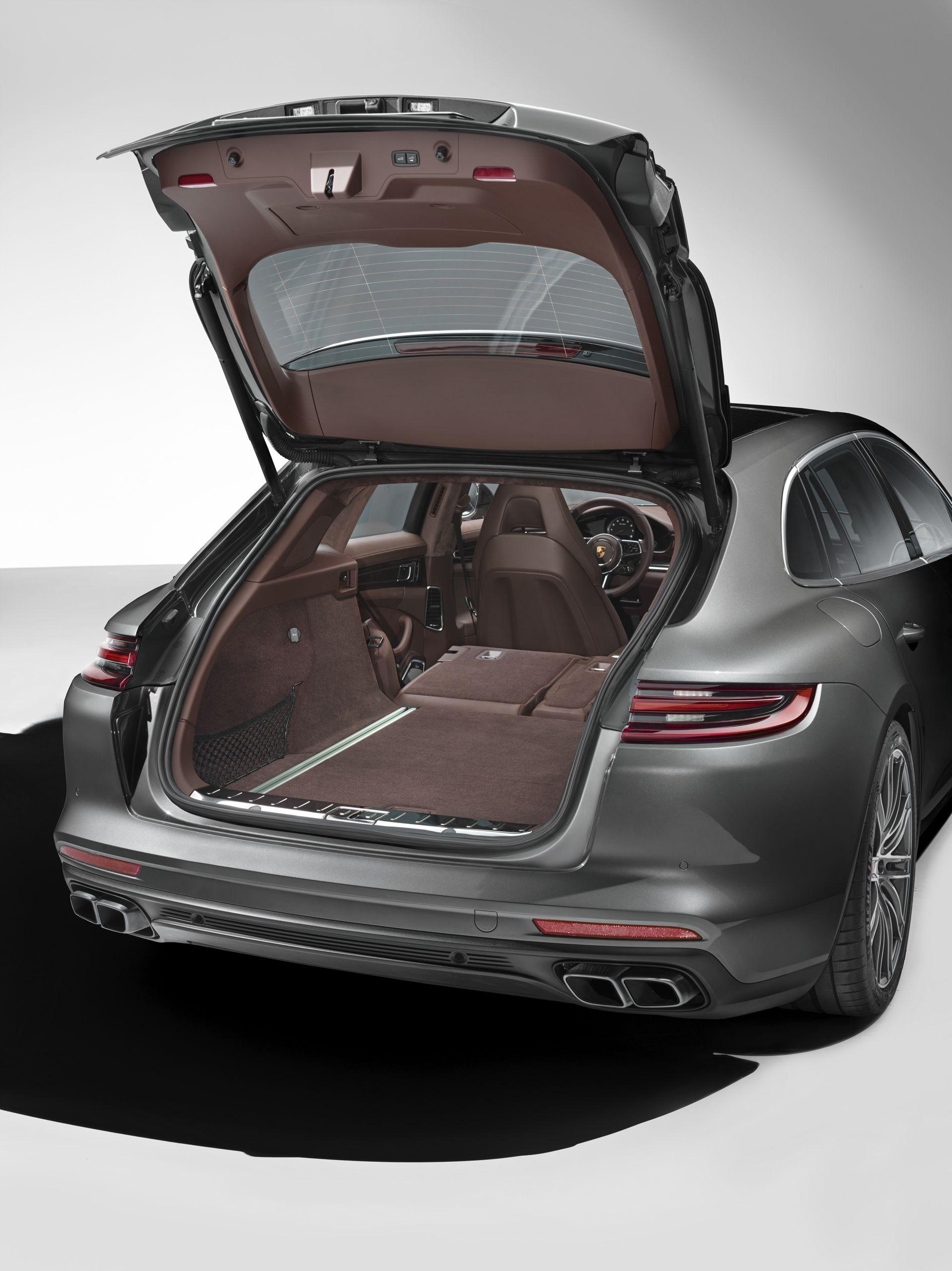 Porsche Panamera Sport Turismo Heckklappe