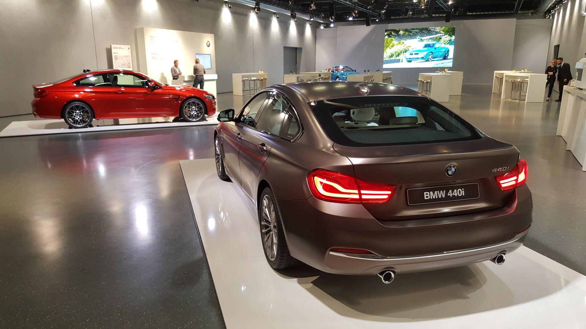 BMW 440i Gran Coupé