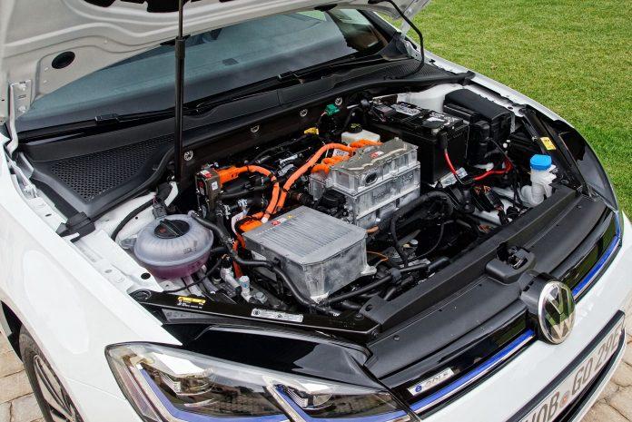 Volkswagen E-Golf Motor