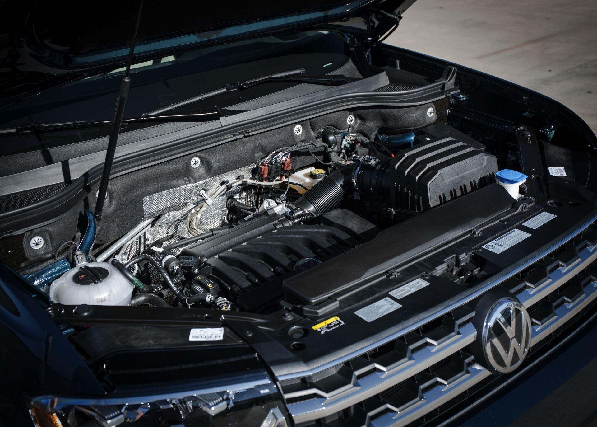 Volkswagen Atlas VR6
