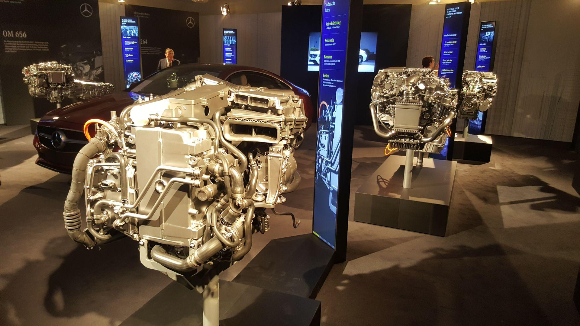 Brennstoffzelle von Daimler