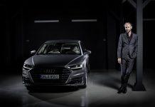 Audi A8 und Marc Lichte