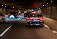 Audi A8 Autonomes Fahren