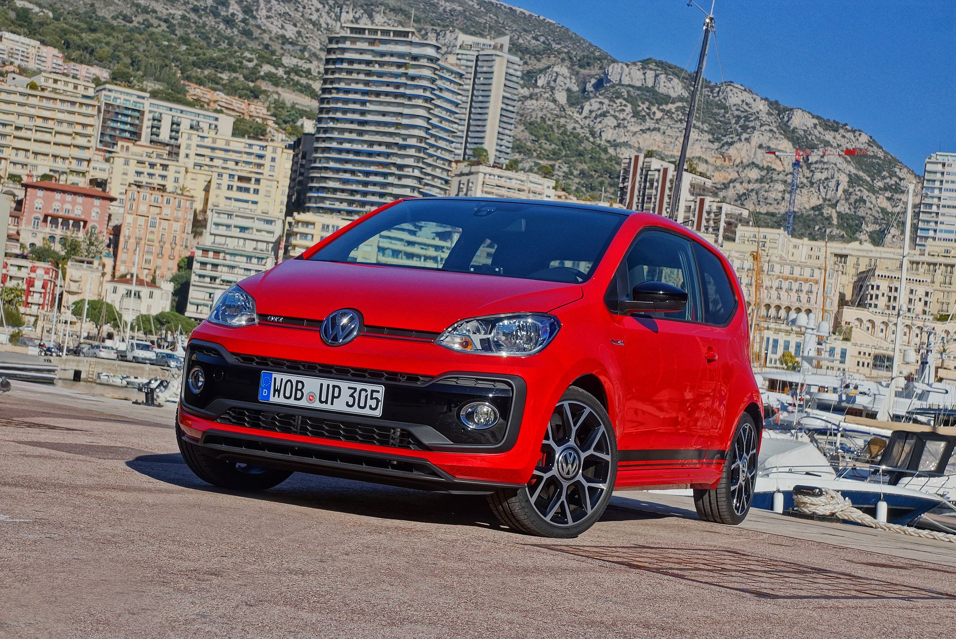 Volkswagen Up GTI
