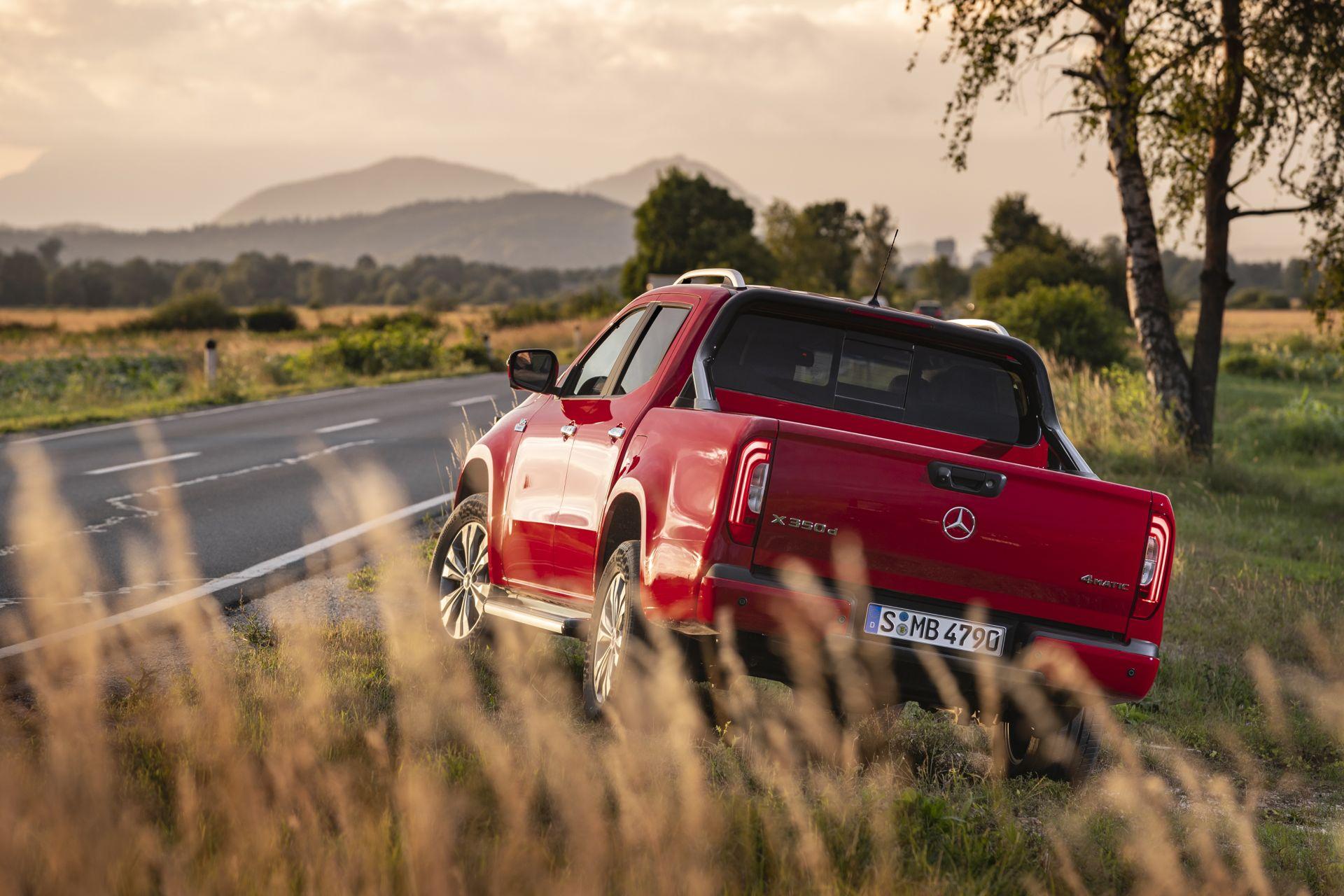 Mercedes-Benz X 350d