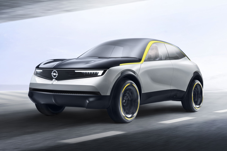 Opel Experimental GT X