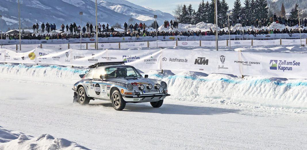 GP-Ice-Race Porsche 911