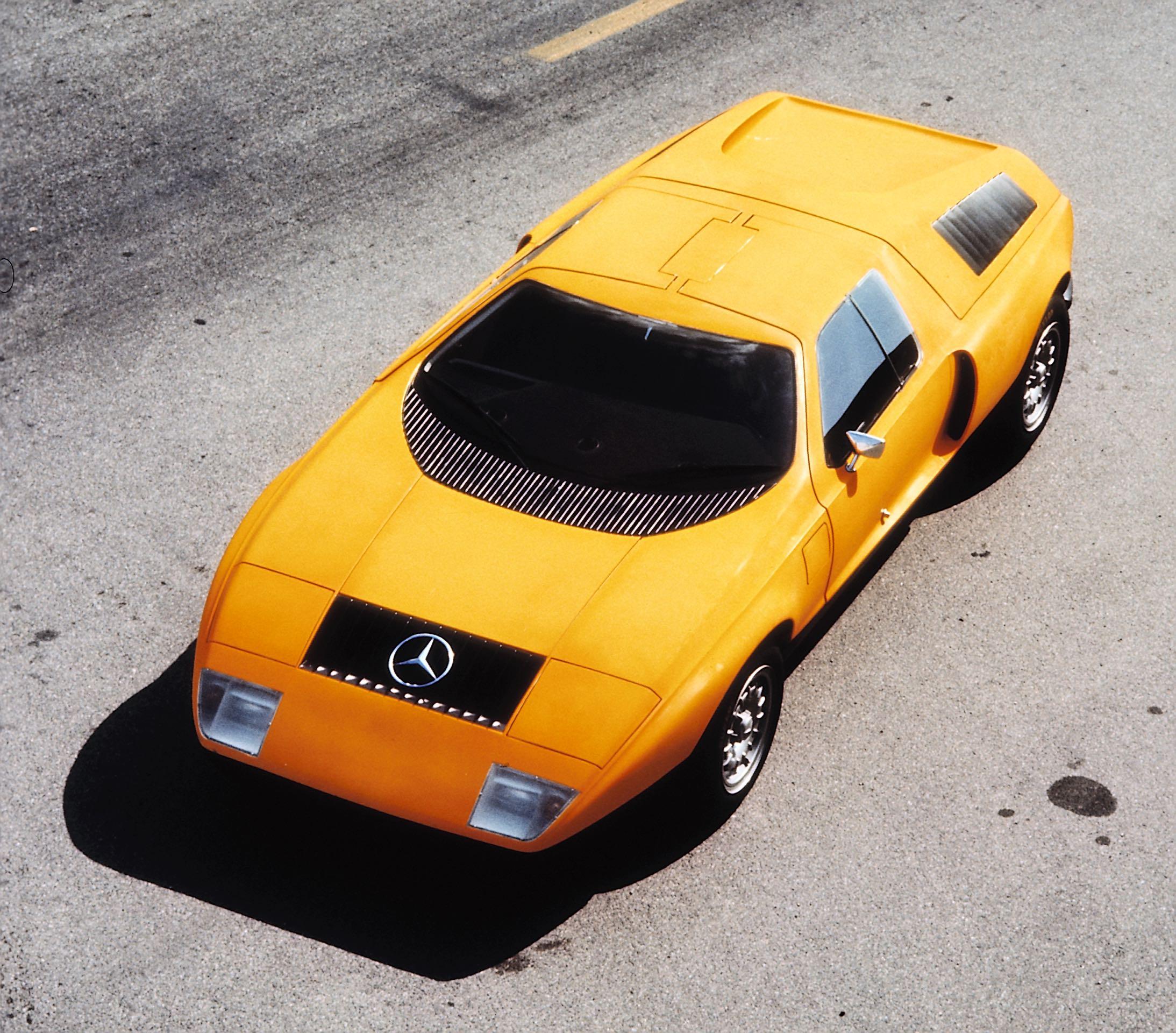 Mercedes-Benz C 111-I