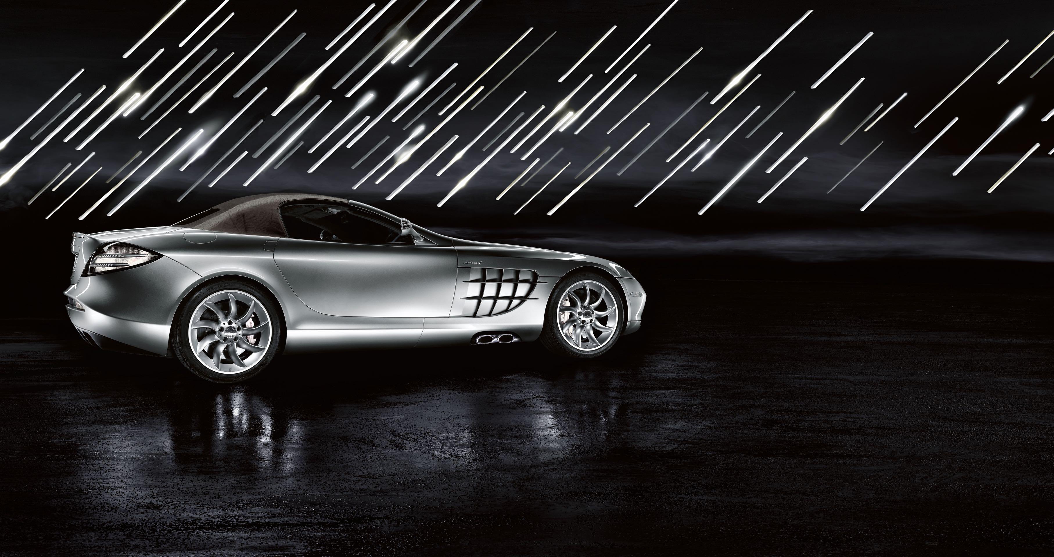 McLaren-Mercedes SLR