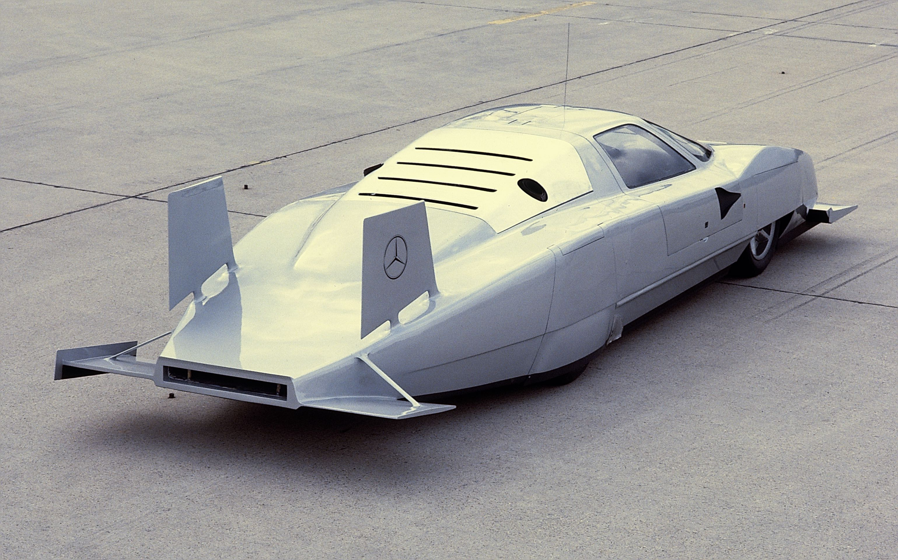 Mercedes-Benz C 111-IV