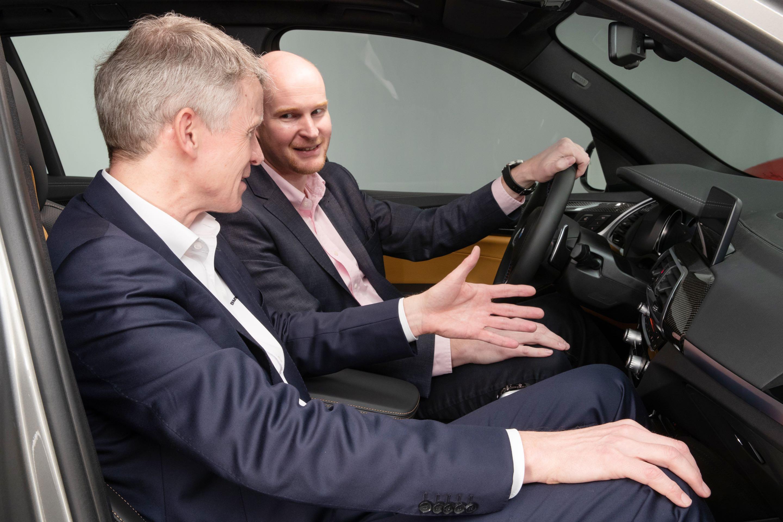 BMW X3 M, Jens Meiners, Carsten Pries