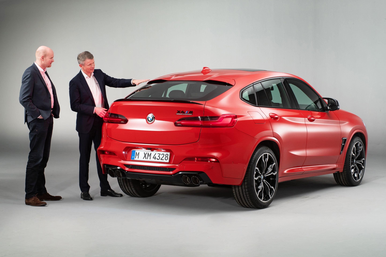 BMW X4 M, Jens Meiners, Carsten Pries