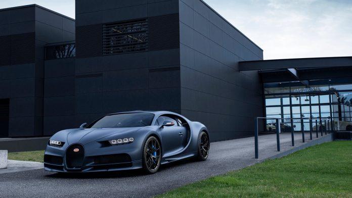 Bugatti Chiron Sport 110th-Anniversary