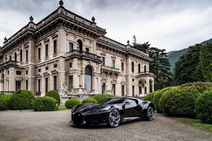 Bugatti Le Voiture Noire