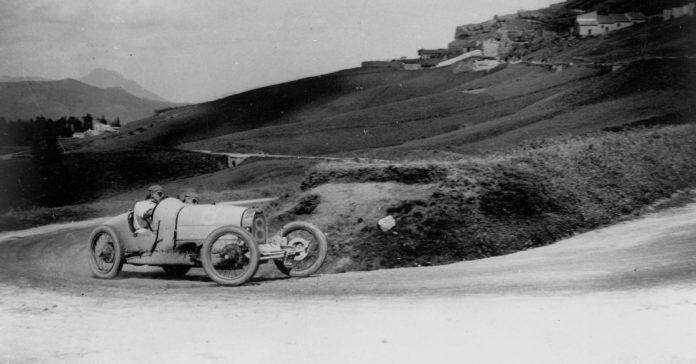 Bugatti Rennwagen