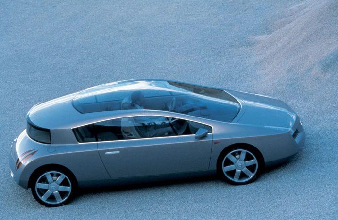 Renault Vel Satis Concept Car