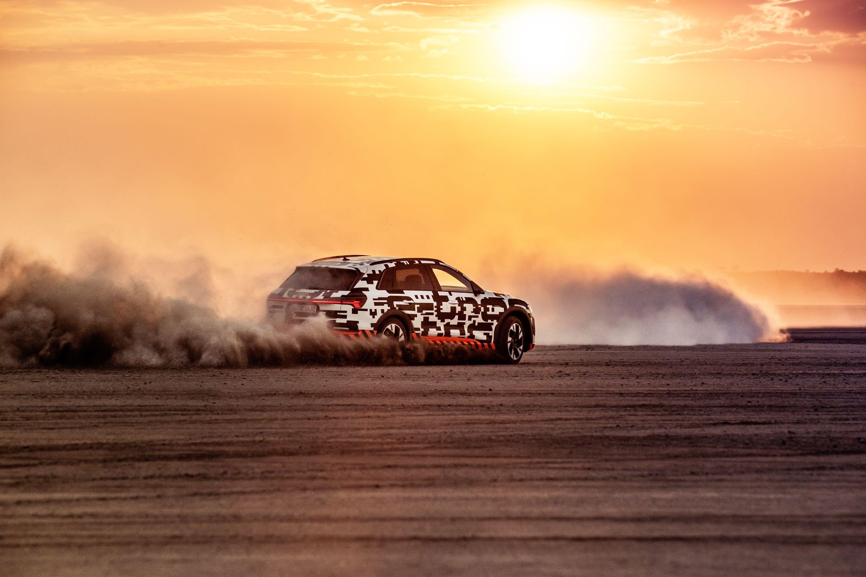 Audi e-tromn